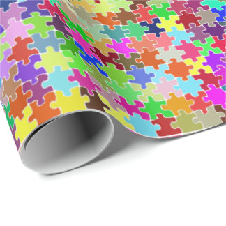 Puzzle Papier Cadeau