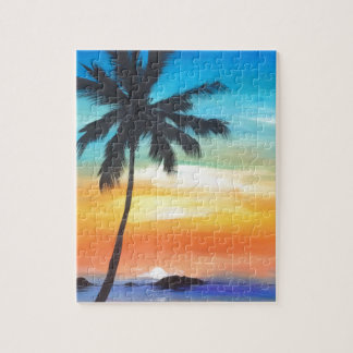 Puzzle Paradis par KatGibsonArt