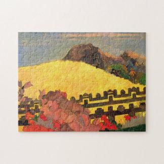 """Puzzle """"Parahi Te Marae"""" - Paul Gauguin"""