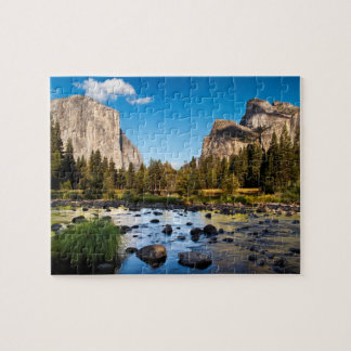 Puzzle Parc national de Yosemite, la Californie