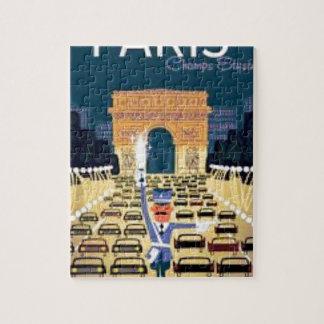 Puzzle Paris Arc de Triomphe