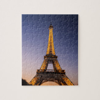 Puzzle Paris - Tour Eiffel #1