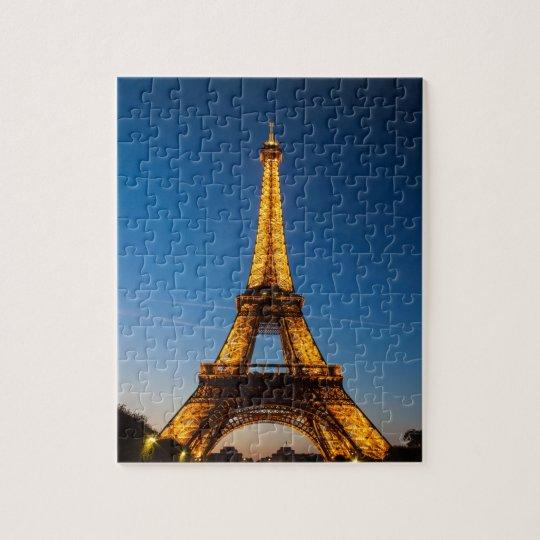 Puzzle Paris - Tour Eiffel #8