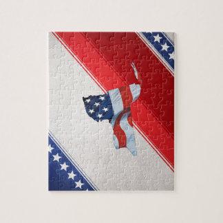 Puzzle Patriote de New York de PIÈCE EN T