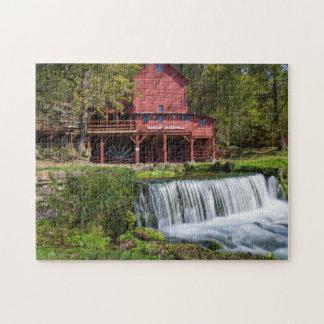 Puzzle Paysage de moulin de Hodgson
