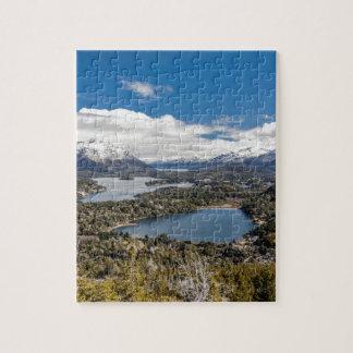 Puzzle Paysage Patagonie