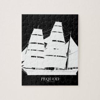 Puzzle Pequod de BW