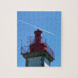 Puzzle Phare breton