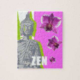 Puzzle photo avec boite ZEN