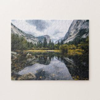 Puzzle Photo la Californie de réflexion de rivière de