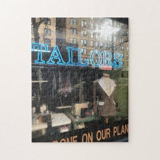 Puzzle Photographie de New York City de fenêtre du