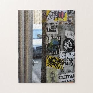 Puzzle Photographie urbaine NYC d'art de rue de New York