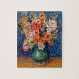 Puzzle Pierre un bouquet de Renoir |