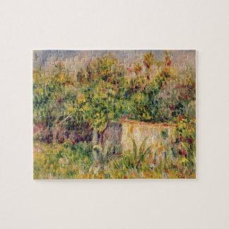 Puzzle Pierre un cabine de Renoir | dans une clairière