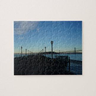 Puzzle Pilier 7, casse-tête de San Francisco #3
