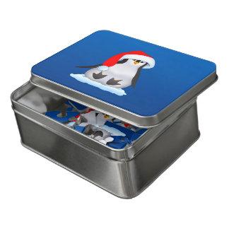 Puzzle Pingouin de bébé