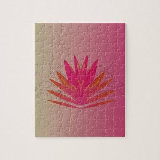 Puzzle Pinkorange de Lotus