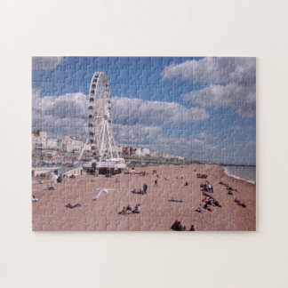 Puzzle Plage de Brighton