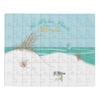 Puzzle Plage de pi Walton (la Floride)