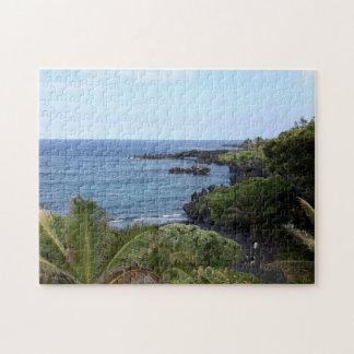 Puzzle Plage de route de Hana, Maui, Hawaï