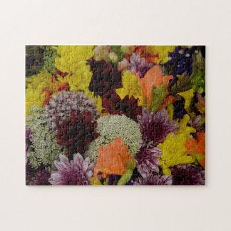 Puzzle Plaisir floral