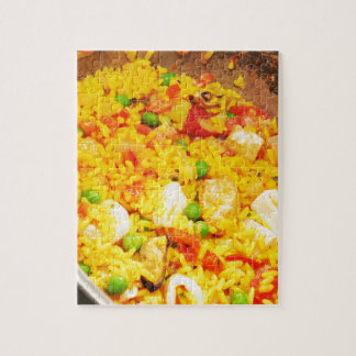 Puzzle Plat de Paella