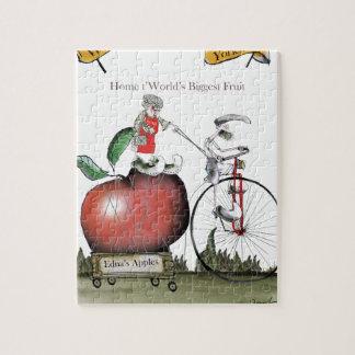 Puzzle Pommes de Yorkshire d'amour grandes