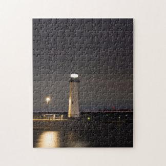 Puzzle Port de Rockwall de phare