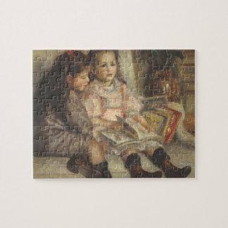 Puzzle Portrait des enfants de Caillebotte par Pierre