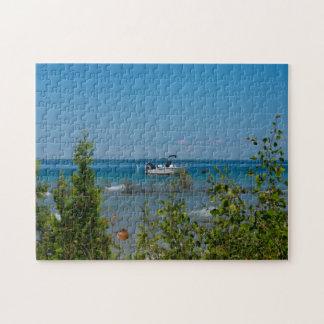 Puzzle Posté chez Mackinac
