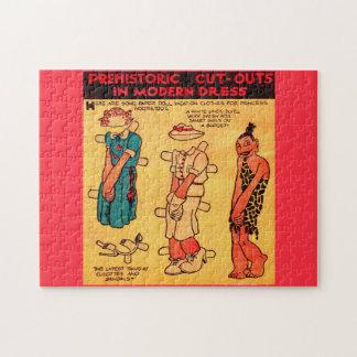 Puzzle princesse Wootietoot de poupée de papier de