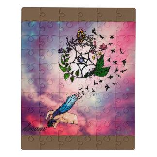 Puzzle Receveur rêveur
