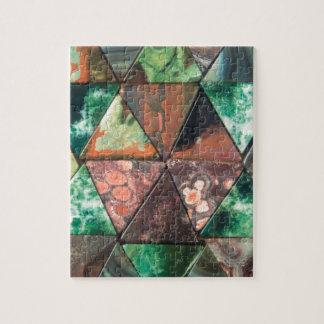 Puzzle Roches de triangle