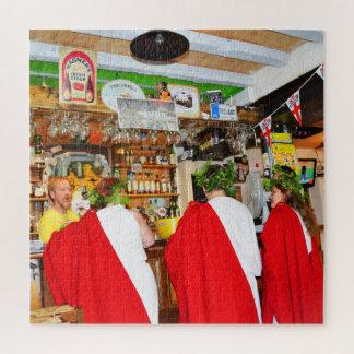Puzzle Romains dans un pub irlandais