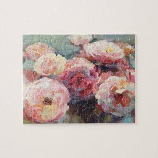 Puzzle Roses de rose sauvage