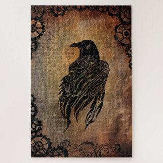 Puzzle Rouages Raven