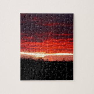 Puzzle Rouge la nuit, plaisir de marins