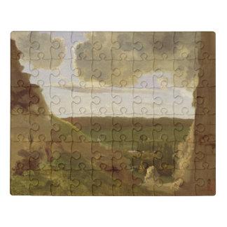 Puzzle Ruines médiévales