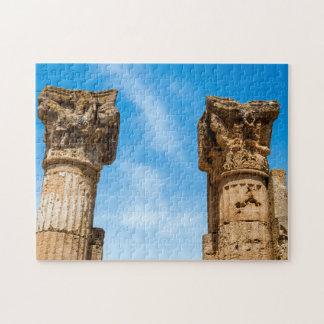 Puzzle Ruines romaines de ville