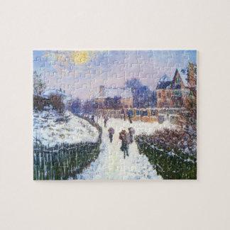 Puzzle Saint de boulevard Denis Argenteuil par Claude