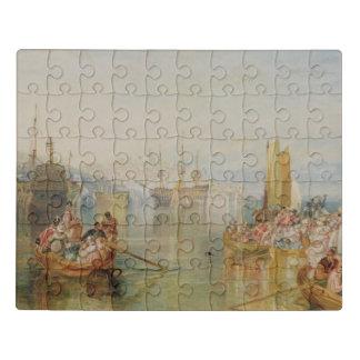 Puzzle Saltash, les Cornouailles