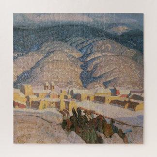 Puzzle Sangre de Cristo Mountains par Blumenschein