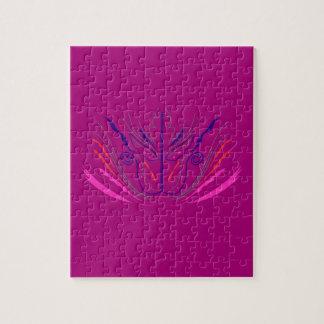 Puzzle Santé rose Lotus