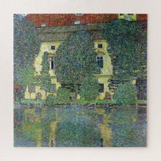 Puzzle Schloss Kammer sur l'Attersee III par Gustav Klimt