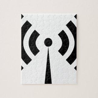 Puzzle Signal de Wifi