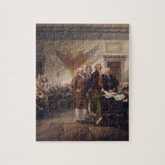 Puzzle Signature de la constitution