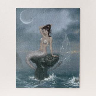 Puzzle Sirène de marée de lune