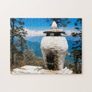 Puzzle Site bouddhiste de culte