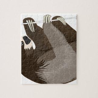 Puzzle slothcolour