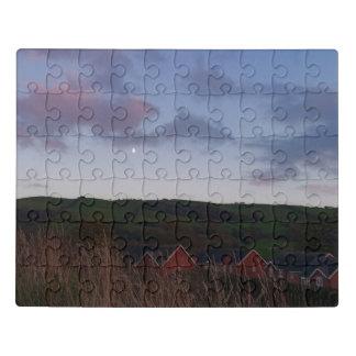 Puzzle Soirée paisible à Newtown